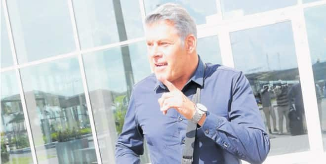 Ex AFC Leopards Boss Sacked by South African Club Barely 48 Hours after Being Appointed Technical Advisor