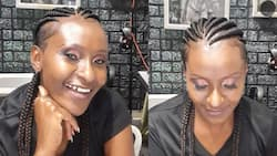 Like Fine Wine: Esther Musila Stuns Netizens with Rare Photos in Makeup Looking Half Her Age