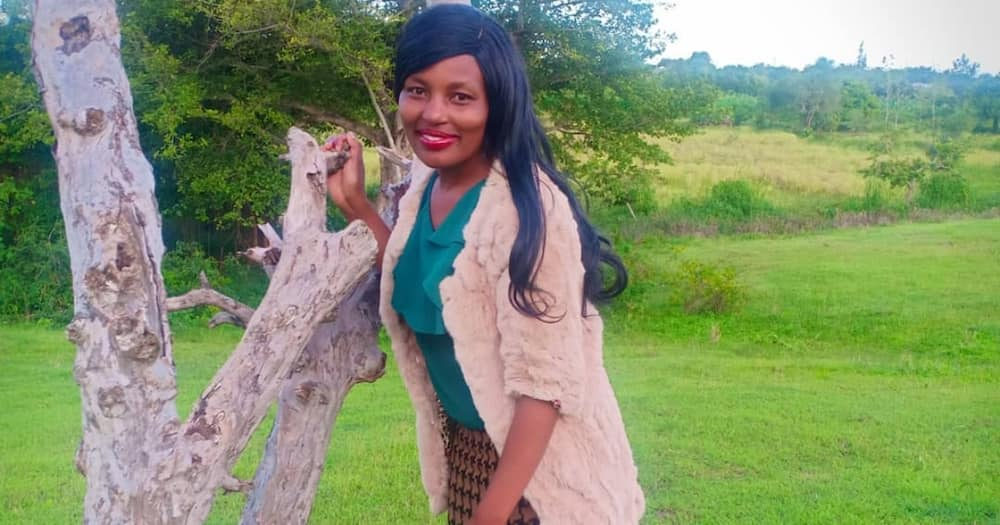 Ex-Papa Shirandula Actress Kawira has made her return to acting.