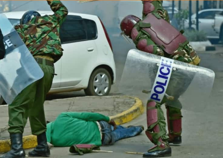 Force, discipline service, or thugs? Kenyans question high police brutality rates