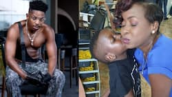 Eric Omondi Showers Jacque Maribe with Love after Journalist Narrated Painful Past Miscarriages