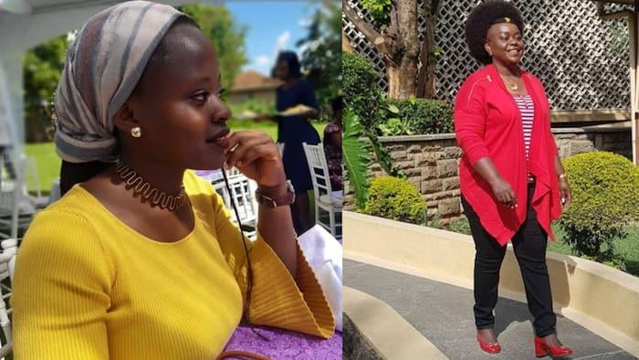 Mbunge Millie Odhiambo awatesa 'mafisi' na picha ya mpwa wake mrembo