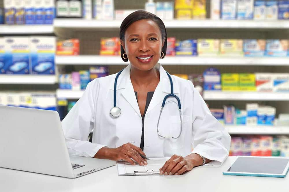 check if a pharmacist is registered