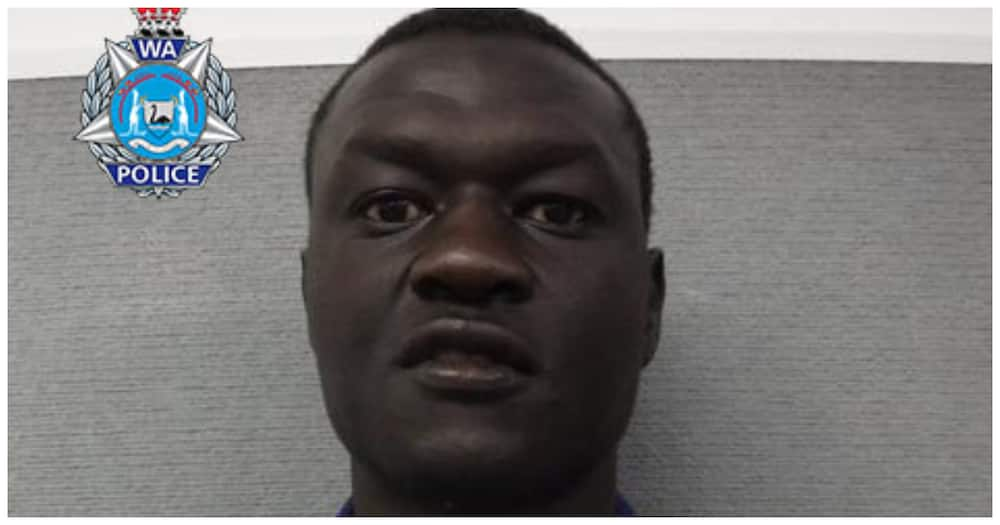 Chudier Thowath Pal: Kenyan-raised basketballer arrested in Australia over death of woman