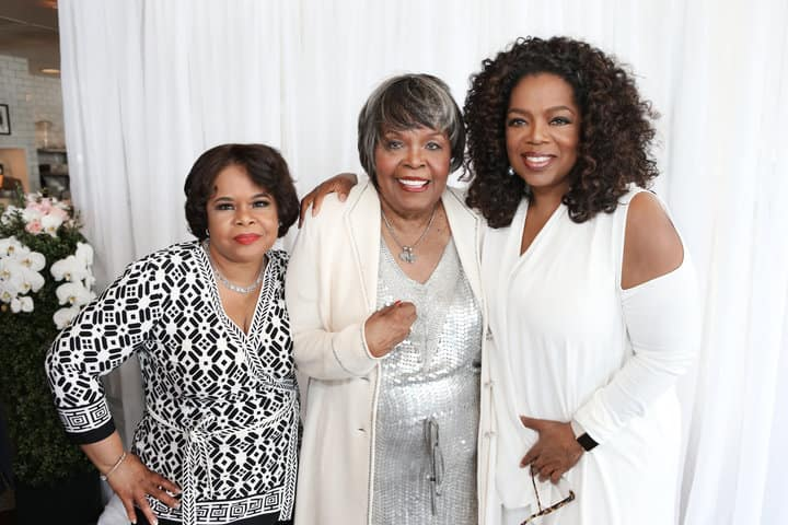 Oprah Winfrey's mom dies on Thanksgiving Day aged 83