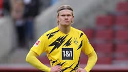 Erling Haaland Breaks Silence on Joining Chelsea Days After Sancho Moved to Man United