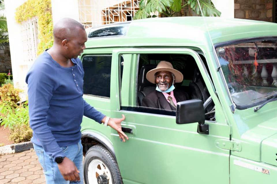 Oscar Kipchumba Sudi.
