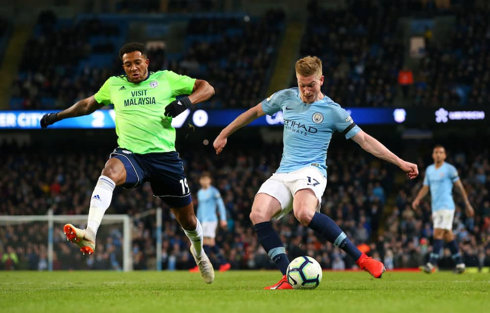 Daylight robbery: Football fans believe Kevin De Bruyne deserved FWA Player of the season ahead of Henderson