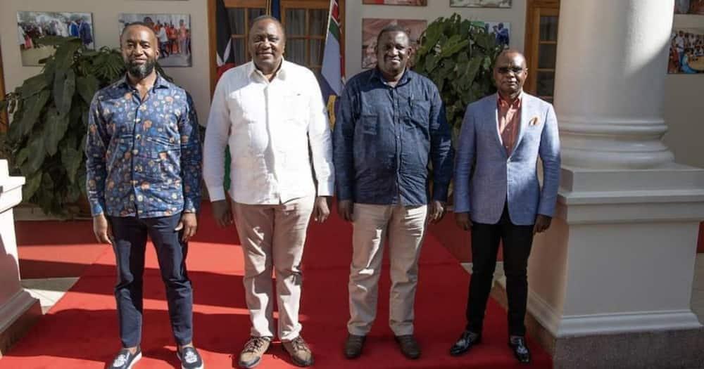 Oscar Sudi Claims Uhuru Wants to Sponsor Coastal Leaders to Form Own Regional Party