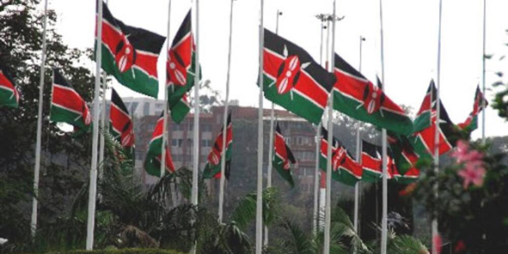 Kifo cha Nkurunziza: Bendera kupepea nusu mlingoti