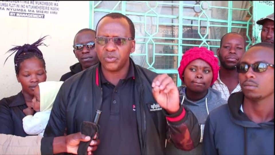 Kind Nyandarua landlord asks tenants not to pay rent for two months
