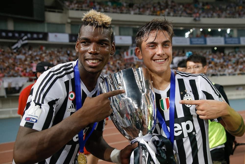 Juventus striker Dybala admits he wants to reunite with Paul Pogba