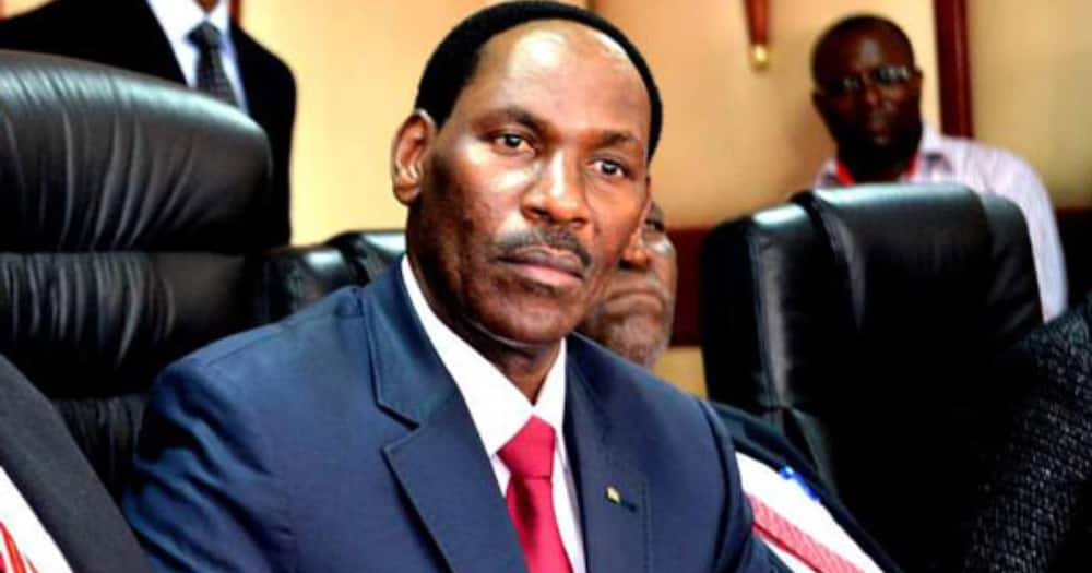 """Ezekiel Mutua Defends Lucy Natasha After She Was Trolled for Having Tattoo: """"People Will Always Talk"""""""