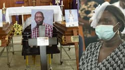 """Mkewe James Gakara Aomboleza Kifo Chake,"""" Alinipatia Chochote Nilichohitaji"""""""