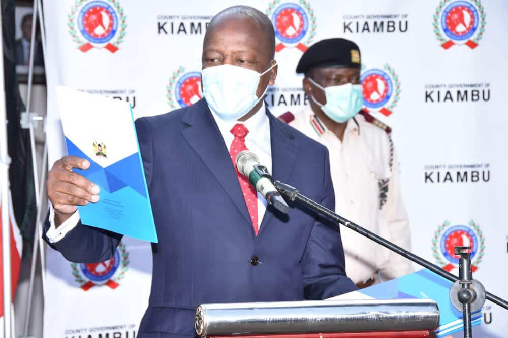 Health CS Mutahi Kagwe says much-anticipated re-opening of country is just speculation