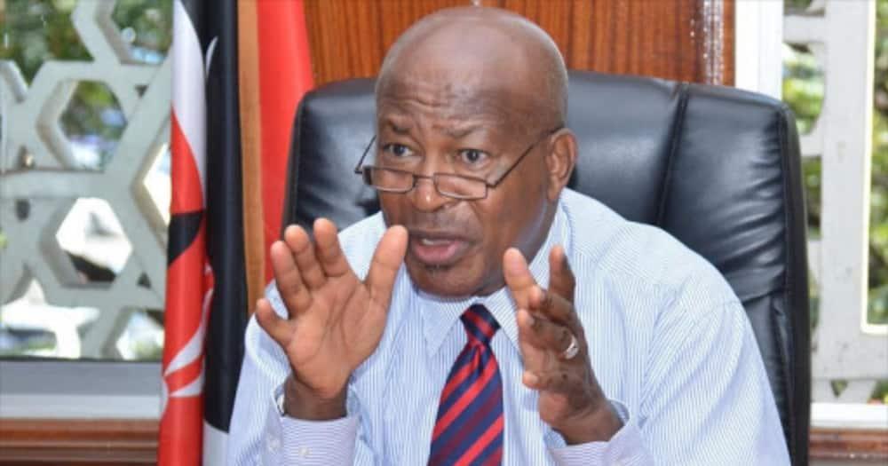 Attorney General Paul Kihara