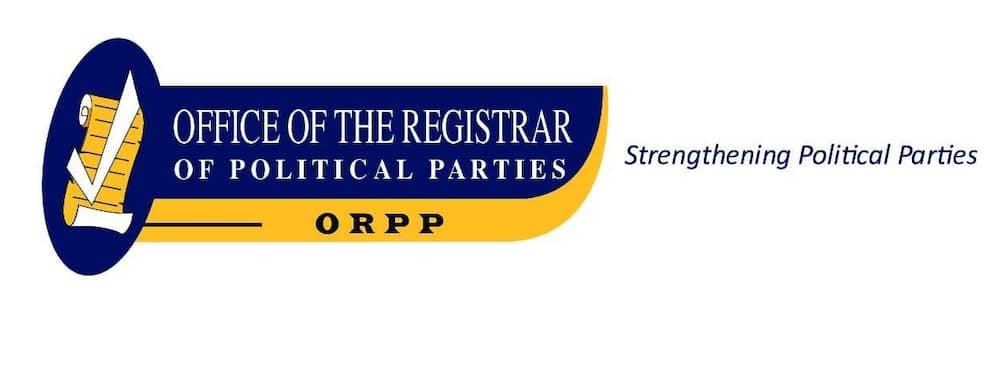 Political party membership status