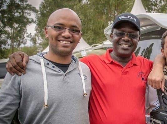 Mukhisa Kitui amkumbuka marehemu mwanawe aliyeaga dunia miaka 5 iliyopita