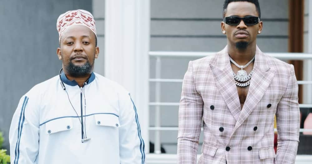 Diamond's manager Babu Tale claims Rayvanny is more talented than Platnumz