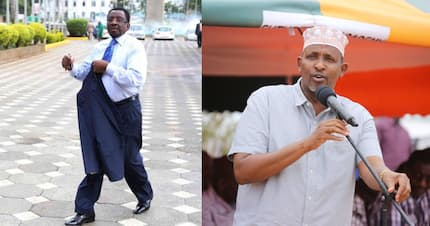 Senator Orengo lectures Duale, asks him to stop being oversensitive in politics