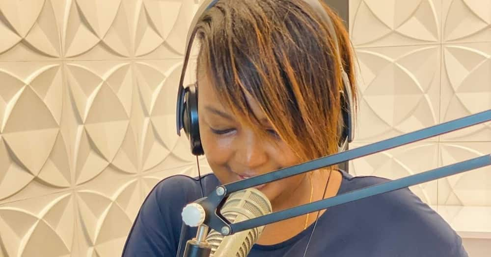 Karen Nyamu Says Spouses Can Find Peace if They Listen to Each Other