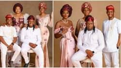 Fans Gush Over Beautiful Photos of Actress Omotola Jalade and Her 4 Beautiful Kids