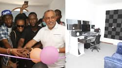 Mombasa Businessman Suleiman Shabal Launches Fully Equipped Recording Studio to Boost Local Talents