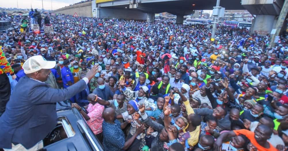 William Ruto has set his eyes on the 2022 presidency.