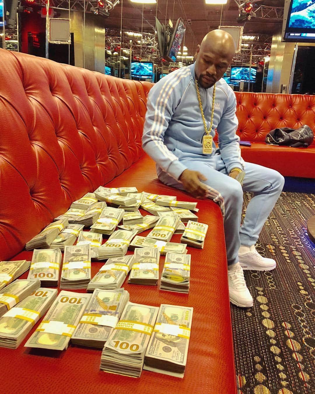 Floyd Mayweather net worth 2020