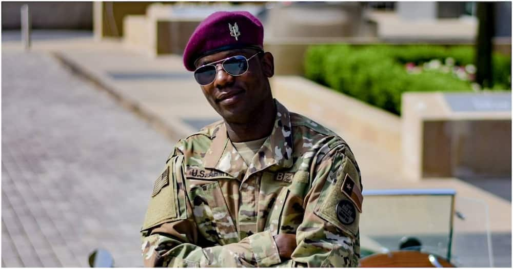 "Churchill Show Poet Brigeddia General Graduates as US Army Soldier: ""Dreams do Come True"