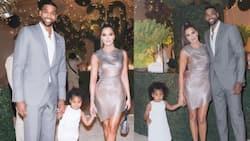 Khloe Kardashian professes love for baby daddy Tristan year after public breakup