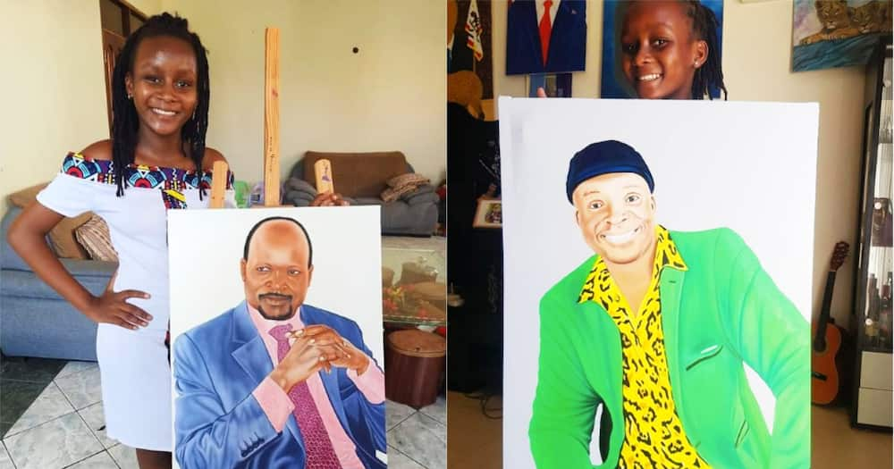 Mom To Talented Teen Artist, Designer Sheilah Sheldone Decries Being