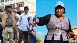 """Johnson Muthama congratulates ex-wife Agnes Kavindu on her election: """"You have our support"""""""