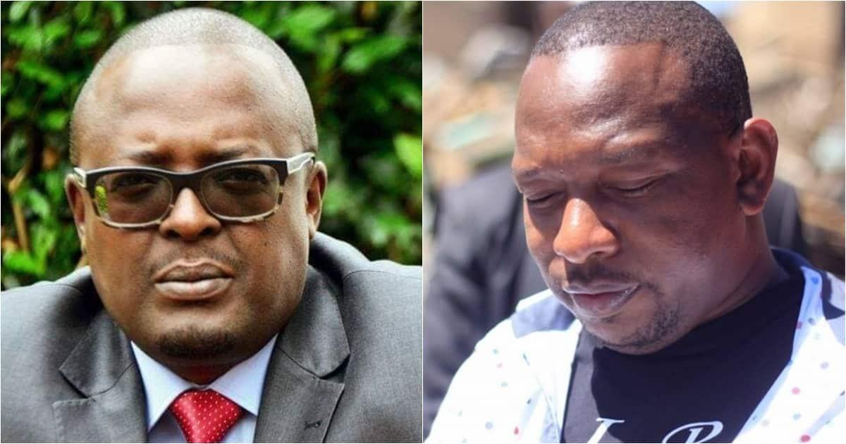 Nairobi County Transport Chief Officer Mutinda Kavemba is dead