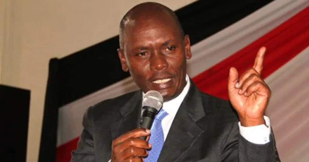 Ujumbe wa Kabogo kwa Matiangi waacha wengi wa masuali