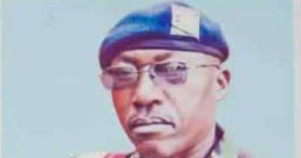 Reuben Musyoki: Kenyans mourn police officer behind viral phrase 'kimeumana'