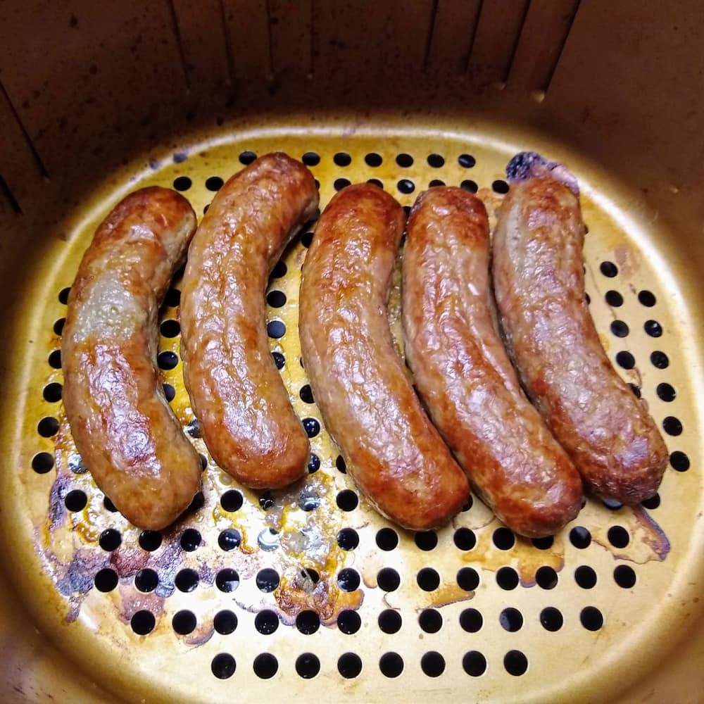 How To Cook Sausages Evenly In A Pan Or