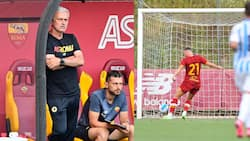 Jose Mourinho's Roma Mercilessly Hammer Serie D Side 10-0 in His First Game in Charge