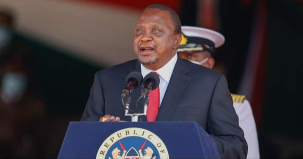 Uhuru Refuses Justice Odunga's and Ngugi's nomination to Court of Appeal by JSC