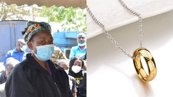 Nairobi: Househelp Charged with Stealing Employer's Necklace, Wedding Ring Valued at KSh 145k