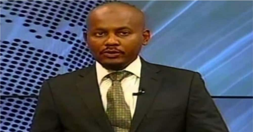 Mother of late KTN news anchor Ahmed Darwesh is dead
