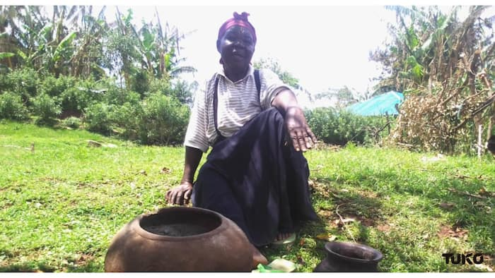 Mwima: Unique Luhya Rite That Cleansed Newly Married Couple Before Allowing them To Cook