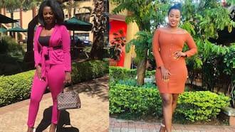 Zora Actress Jackie Matubia Leaves Zambian Men Drooling with Tantalising Birthday Photos