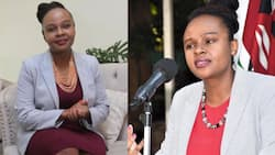 Mercy Mwangangi: Health CAS publicly declares she's 34 on her birthday and Kenyan men can't keep calm