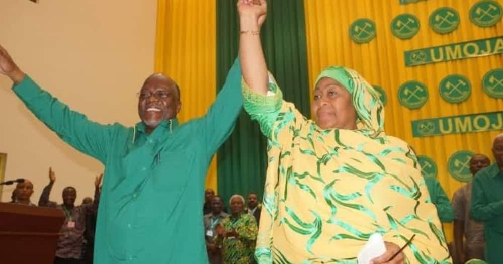Samia Suluhu: Woman to Takeover from Magufuli as Tanzania President