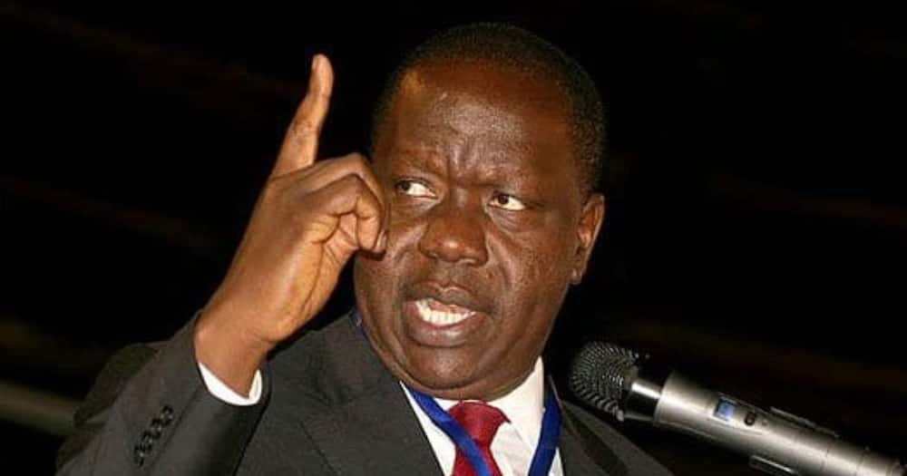 We'll not play hide and seek with bandits in Kapedo, CS Matiang'i