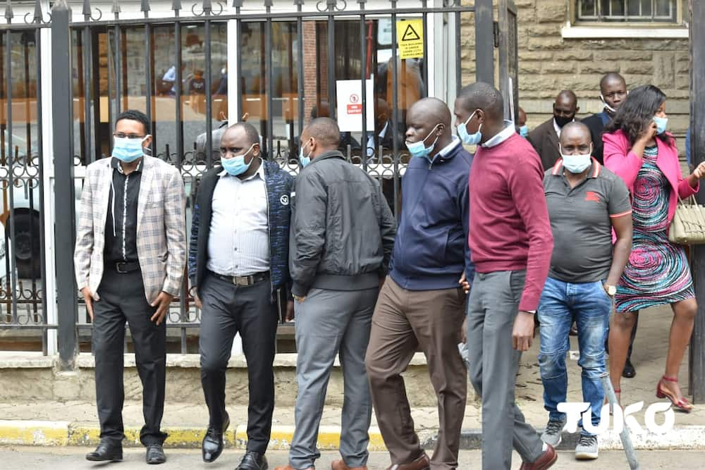 Chaos at City Hall as clerk Jacob Ngwele resumes duty