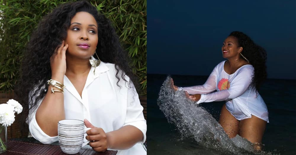 Sheila Mwanyigah Shaken after Narrowly Avoiding Head-On Collision Near Her Home