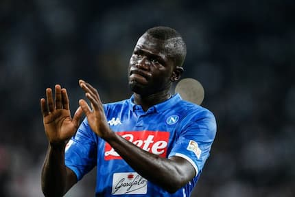 Man United open talks with Napoli over possible move for highly-rated centre-back ahead of the January transfer window