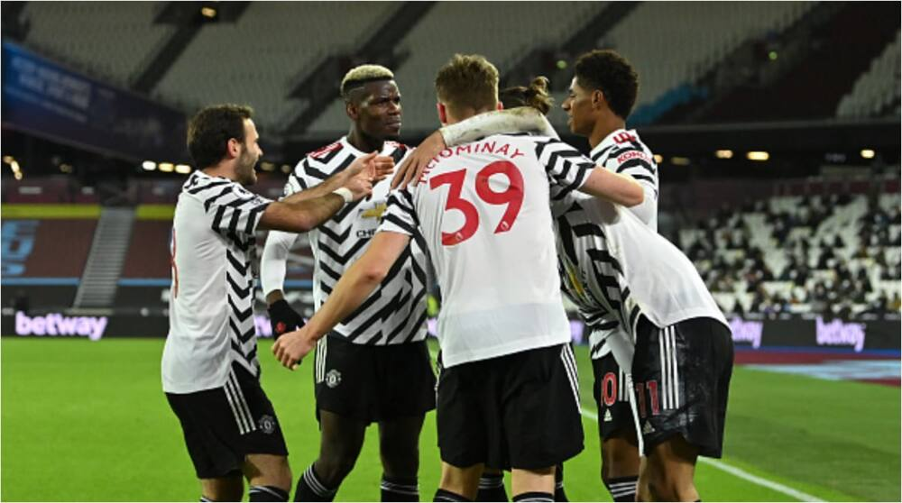 West Ham vs Manchester United: Pogba, Greenwood, Rashford score as Red Devils claim 3 points